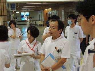 多数傷病者受入訓練20130712