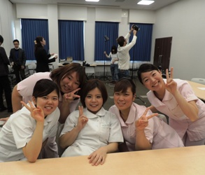 タイからの病院見学20130909