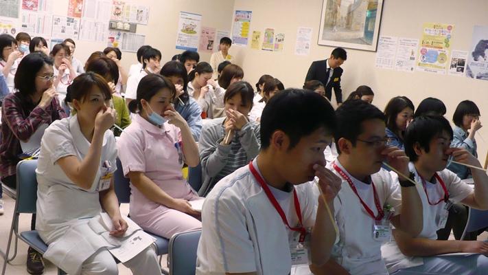 感染対策研修会20140709
