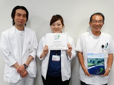 米国膵臓学会で若手研究者賞を受賞!