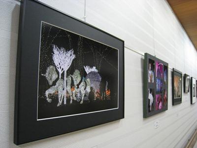 ボタニカルアート展20141218