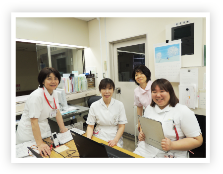 3階西病棟(産婦人科)