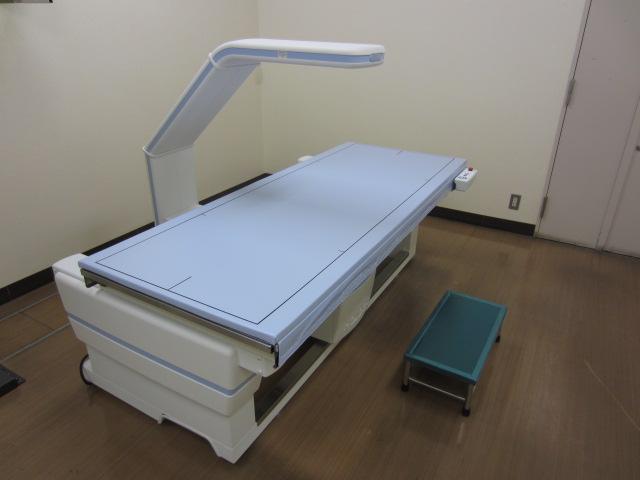 骨塩定量検査装置