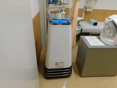 ダイハツ工業株式会社様 紫外線(UV)除菌装置「ULTRABUSTER (ウルトラバスター)」